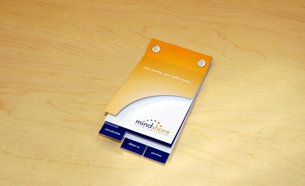 Mind Share Custom Brochure