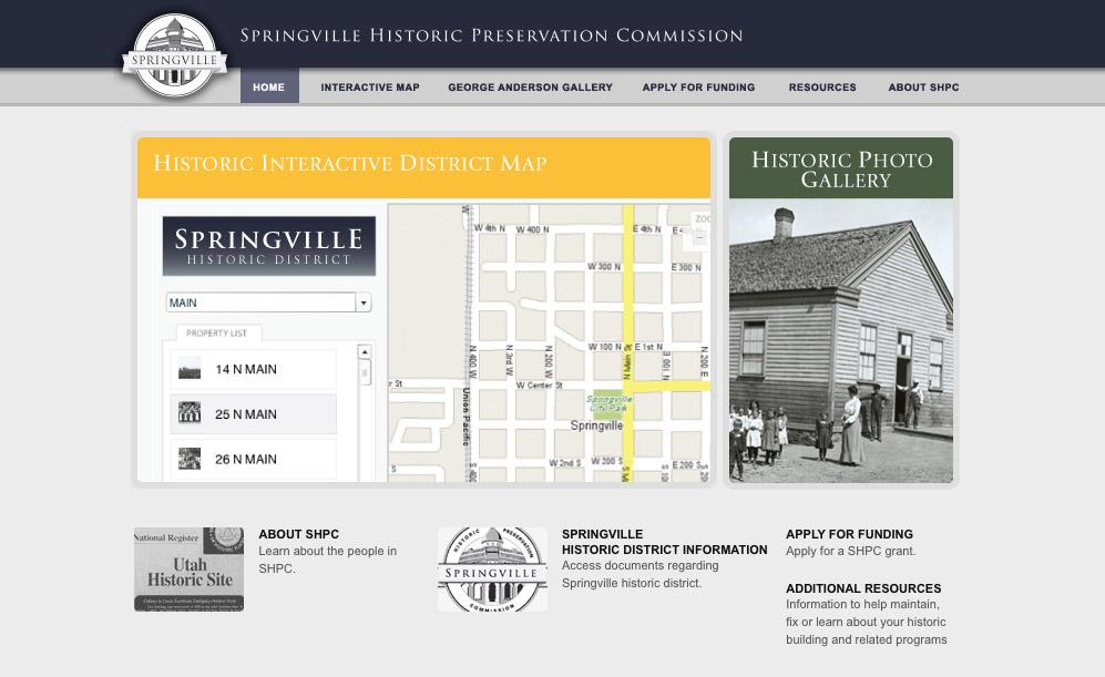 HistoricSpringville.org